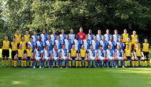 Blackburn Rovers Team Photo