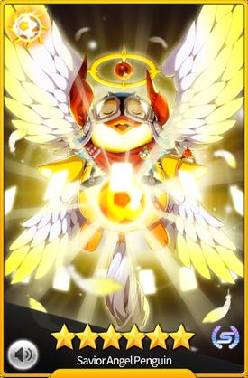 Savior Angel Penguin