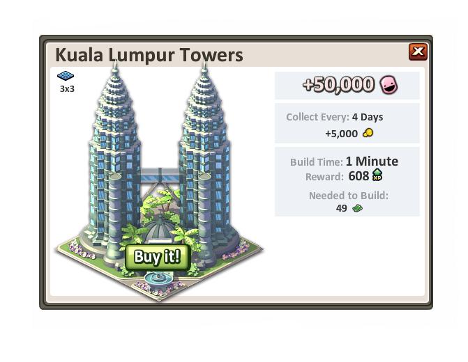 Kualalumpurtowers