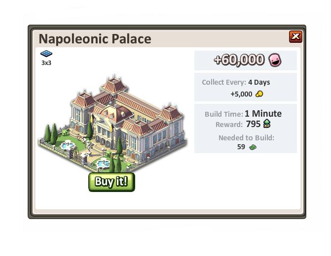 Napoleonicpalace