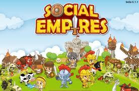 Social Empire character