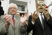 Obama sanders