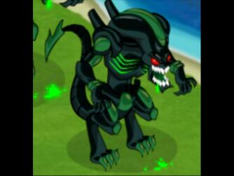Small Alien