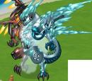 2-Head Frostfire Dragon