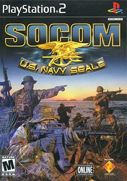 SOCOM U S Navy SEALs Coverart