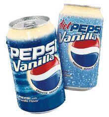 Pepsi-vanilla