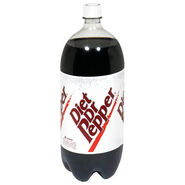 Diet dr pepper 2l