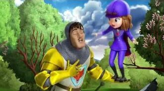 Sofia the First - A Knight Such As I