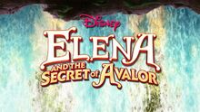 Elena and the Secret of Avalor title card