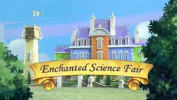 Enchanted Science Fair titlecard