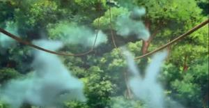 Twisty mist