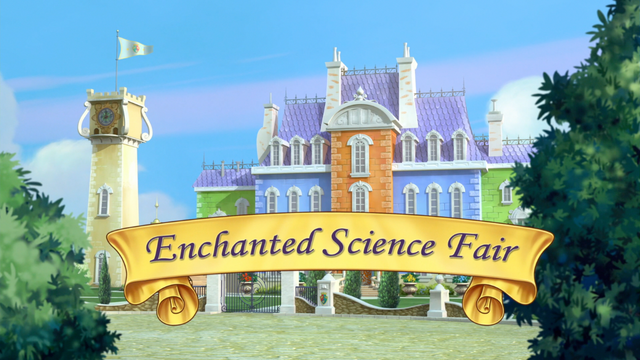 File:Enchanted Science Fair title card.png