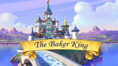 The Baker King title card