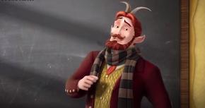 Professor Pecullian