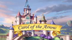 Carol of the Arrow title card