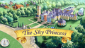 The Shy Princess title card.png