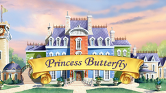Princess Butterfly title card