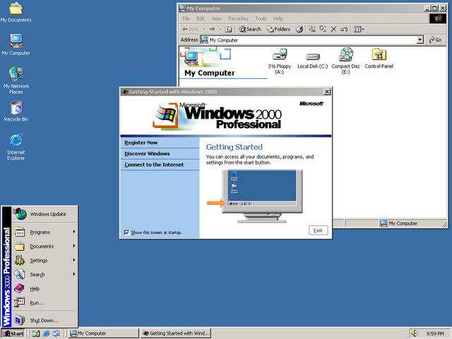File:Windows 2000 Professional.png