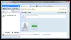 Skype 5.1-Windows 7