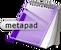 Metapad-logo