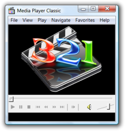 Media Player Classic-Windows