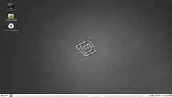 Linux Mint 10 Julia