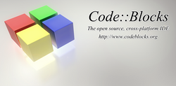 CodeBlocks splash