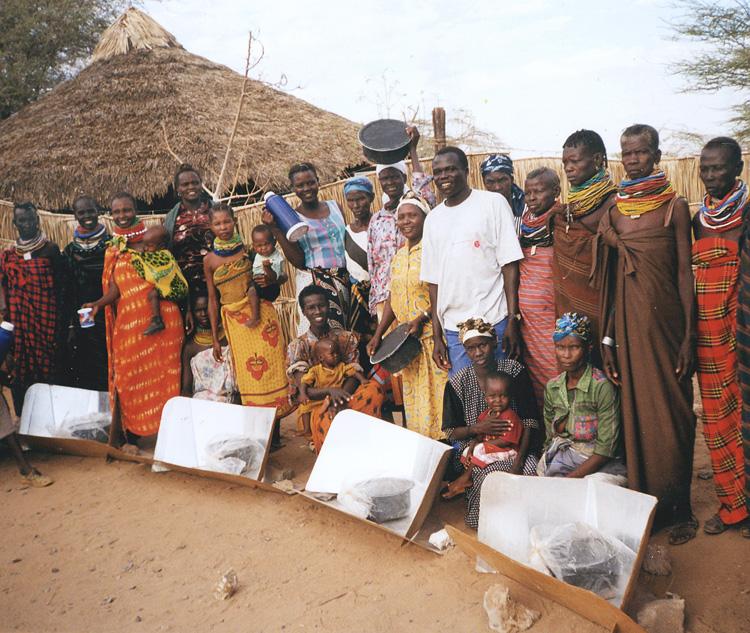 Kakuma Refugee Camp Solar Cooking Fandom Powered By Wikia