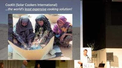 Funk Solar Cookers Worldwide