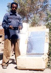 Nahom Nigussie March 2007