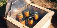 Solar canning
