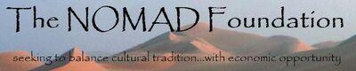 The NOMAD Foundation logo 11-11