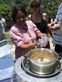 Los Pajarillos, Honduras DWS