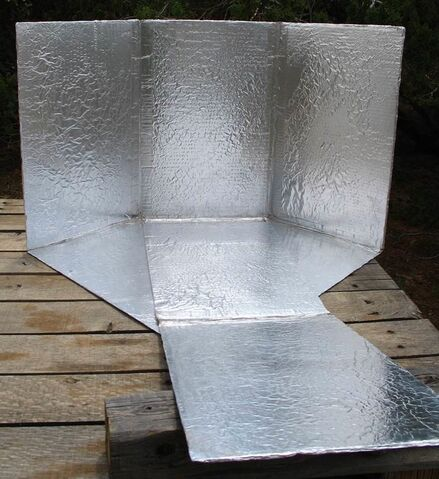 File:Seven Panel Cooker relfectors, 11-12-12.jpg