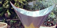 Khan's Backpack Solar Cooker