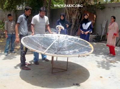 File:Solar Cooker from satellite Dish.jpeg