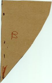 Template for clamshell 1 rib