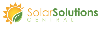 Solar Solutions Central logo, 3-22-17