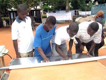 Jeunes Volontaires Pourl 'Environnement1