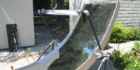 Parabolic Trough Solar Cooker (McMullin)