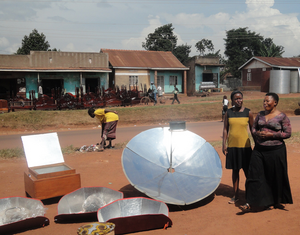 KoZon workshop in Uganda, June 2016