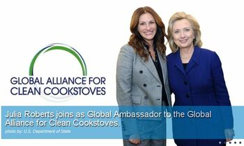 Global Alliance for Clean Cookstoves 2011