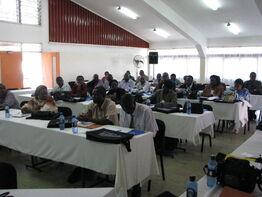 Water Workshop Participants