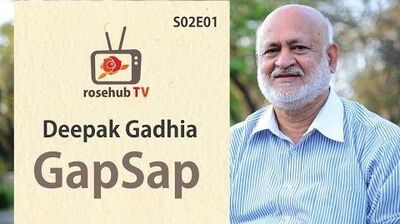 Gap Sap With Deepak Gadhia Social and Solar Entrepreneur S02E01 English