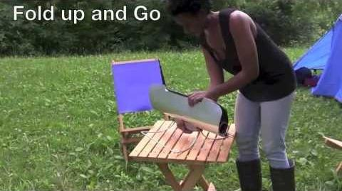 How to Use the GoSun Stove