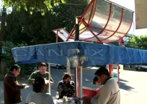 Taqueria Poncho in use