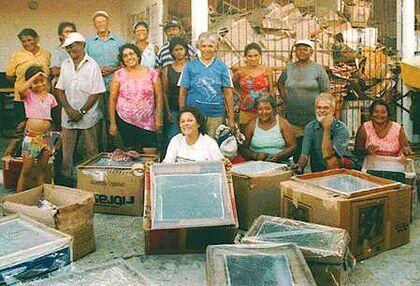 Brazilian scavengers