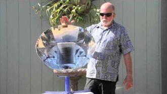 Newest Parvati Solar Cooker