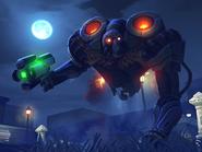 XCOM-EU Floater