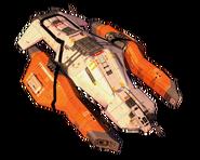 Hiigaran Elite Bomber